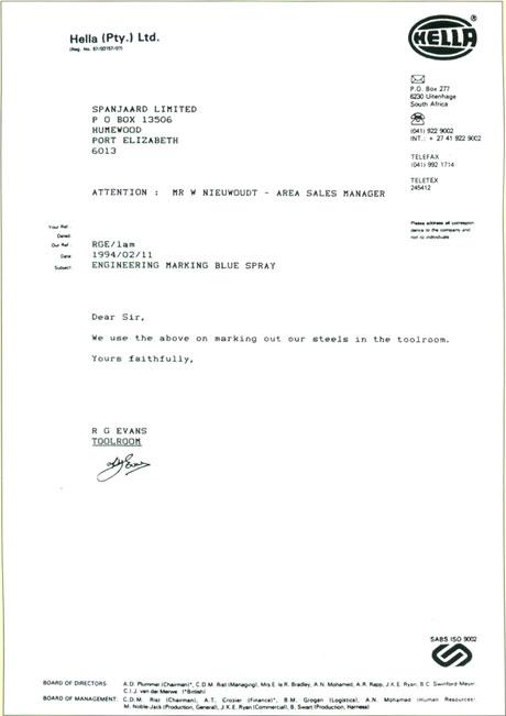 用户推荐函-Hella(Pty.)Ltd