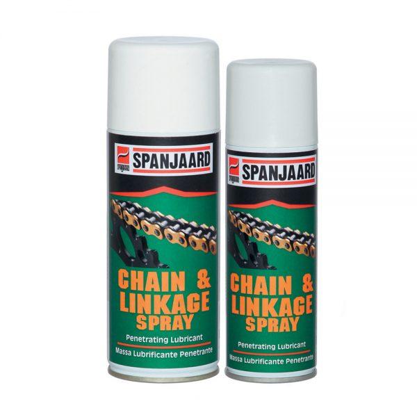 史班哲链条链桿润滑保护喷剂(可溶性鉬)Spanjaard Chain &Linkage Spray