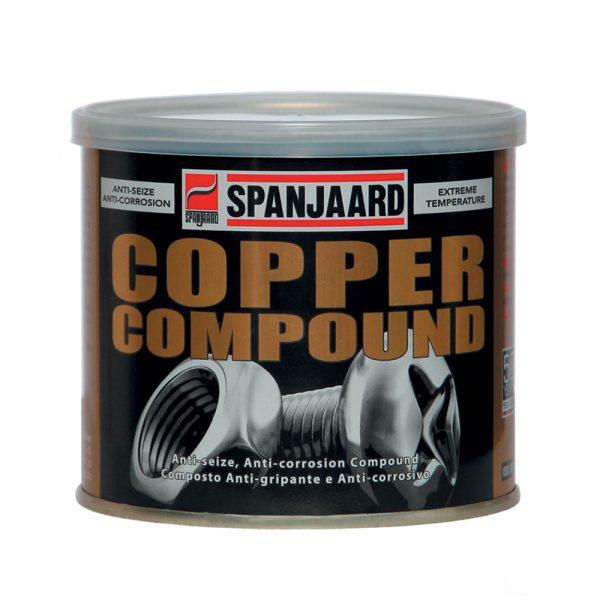 史班哲铜脂(金牛油)铜基高温防卡紧蚀膏Spanjaard Copper Compound
